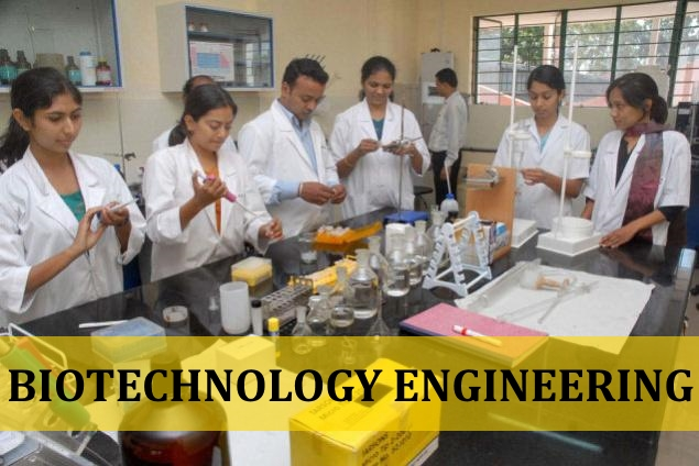 Biotechnology Engineering - Branches of Engineering in India