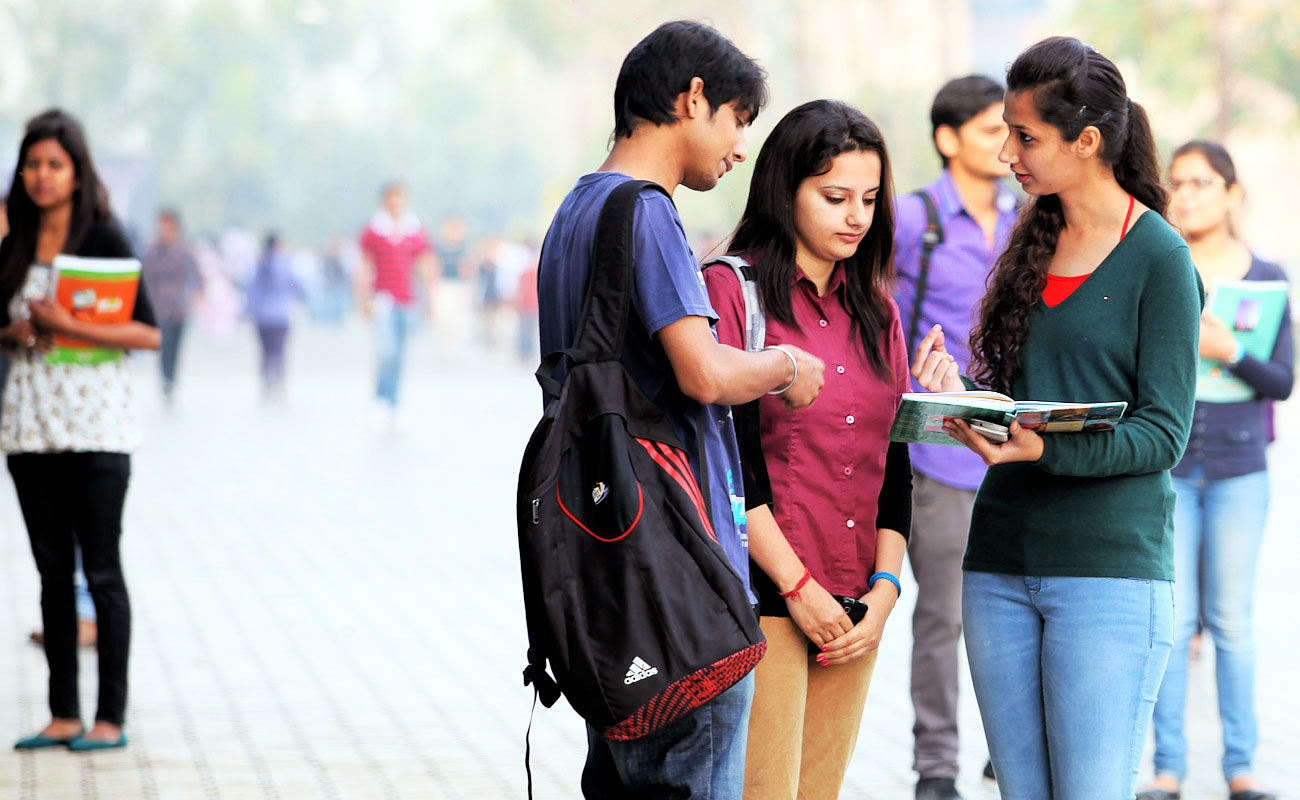 UGC NET students