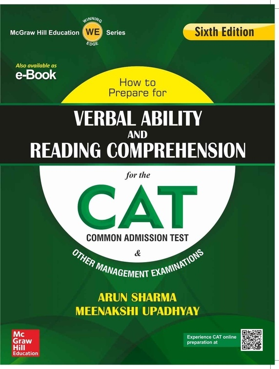 Arihant Verbal Ability & Reading Comprehension