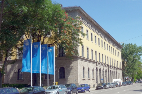 Technical University of Munich - Highest ranked university in Germany