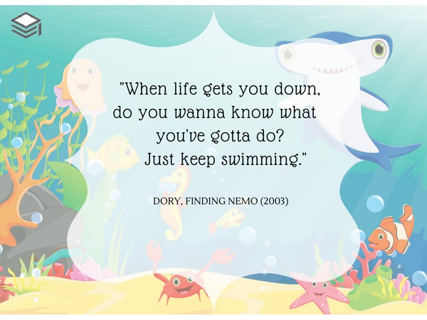 incredible life lessons from famous disney movies quotes