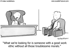 Work ethics - interview skills