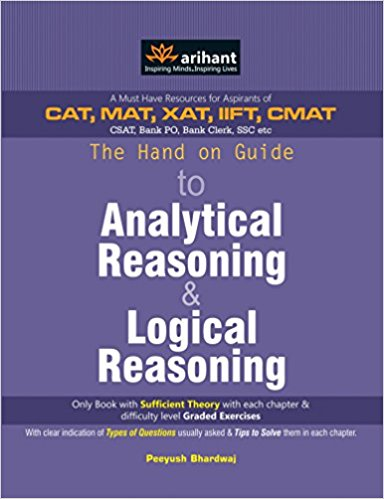 Analytical Reasoning and Logical Reasoning Book for MAT